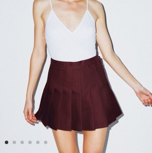 American Apparel Dresses & Skirts - American Apparel Womens Tennis Skirt